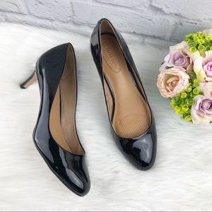 Corso Como Patent Leather Heels Shoes